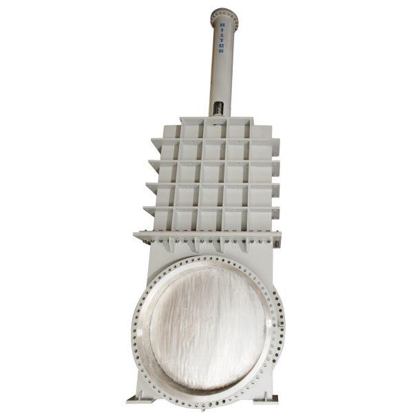 HILTON BONNETED THROTTLING KNIFE GATE VALVES (H-300-B)