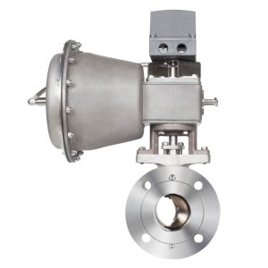 DEZURIK V-PORT BALL VALVES (VPB)