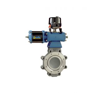 DEZURIK HIGH PERFORMANCE BUTTERFLY VALVES (BHP)
