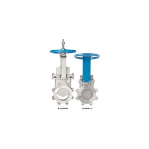 DEZURIK CAST STAINLESS STEEL KNIFE GATE VALVES (KGN-RSB & KGN-MSU)