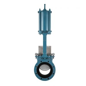 DEZURIK URETHANE LINED KNIFE GATE VALVES (KUL)