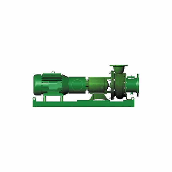 HORIZONTAL DRY WELL PUMP