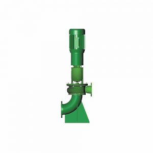 Vaughan PEDESTAL DRY WELL PUMP