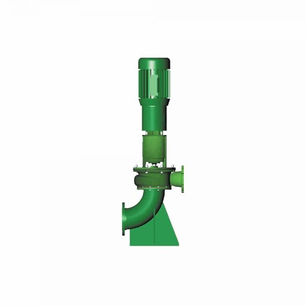 PEDESTAL DRY WELL PUMP